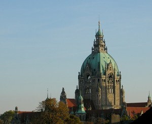 Neues Rathaus 31. Oktober 2012