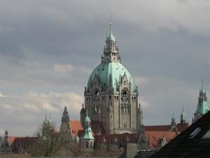 Neues Rathaus 12. April 2013