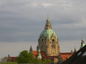 Neues Rathaus 7. April 2014