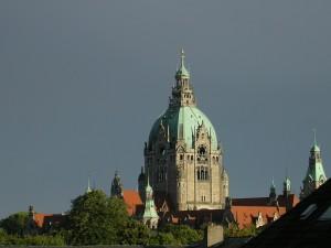 Neues Rathaus 14. August 2013