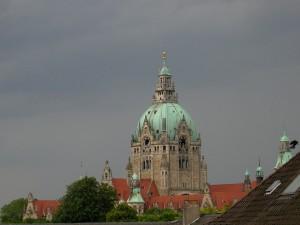 Neues Rathaus 14. Juni 2014