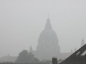 Neues Rathaus 4. August 2014