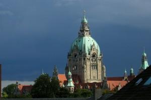 Neues Rathaus 20. August 2014
