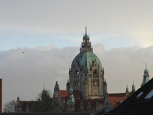 Neues Rathaus 4. März 2015