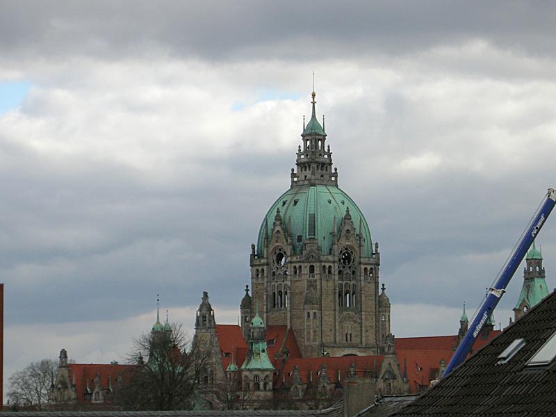 Neues Rathaus 23. März 2016