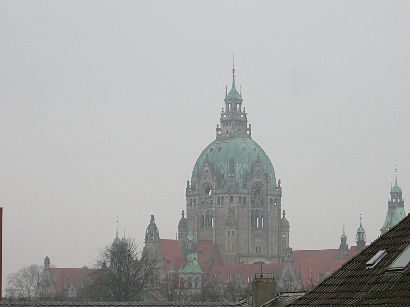 Neues Rathaus 18. Februar 2016