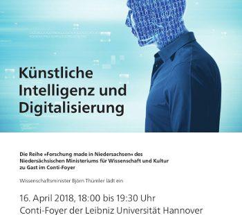 Das Plakat der Veranstaltung