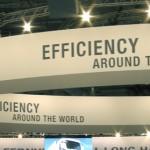 Energieeffizienz ist das Schlagwort auf der IAA Nutzfahrzeuge 2012 in Hannover