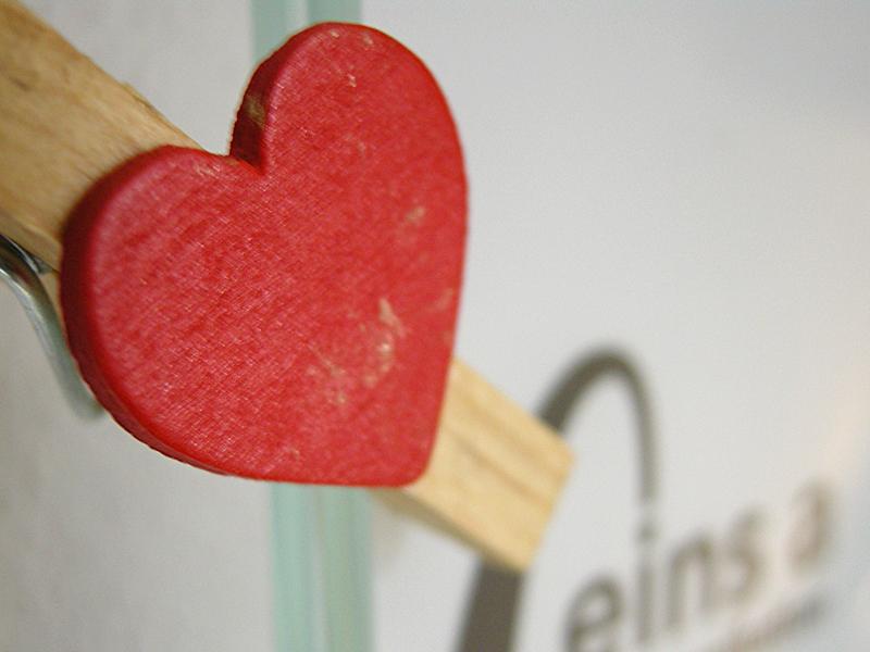 Bild eines Herzens