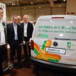 Klimaschonende CNG-Mobilität auf der ABF 2020