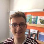 Von Göttingen in die Kramerstraße - unser neuer Praktikant Aron Gal